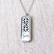 Diffuser Necklace - Love